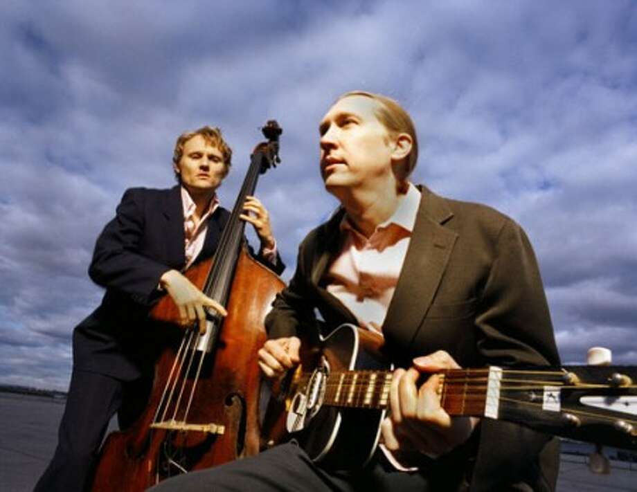 The Wood Brothers will perfrom at Fairfield Theatre Company on Sept. 3