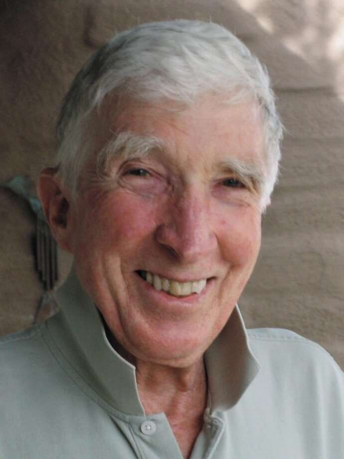 Author John Updike died Tuesday, Jan. 27. (AP Photo/Martha Updike, Alfred A. Knopf)