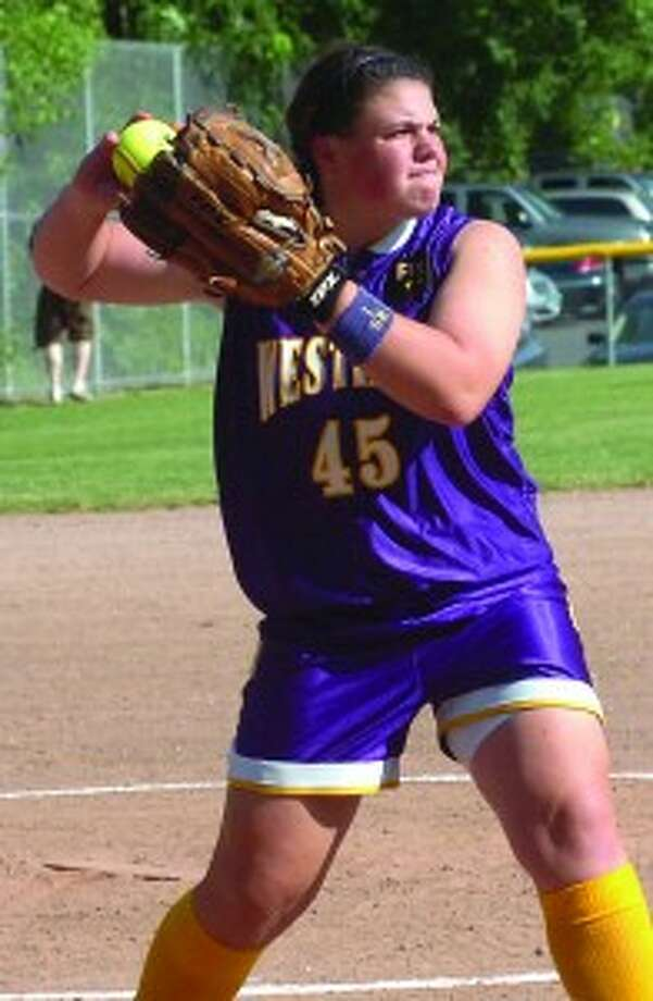 Westhill softball charges into semifinals