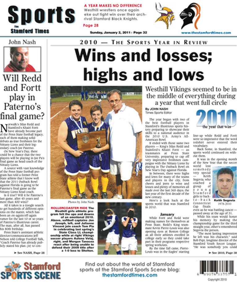 This Week In The Stamford Times (2010 Year-End Edition)