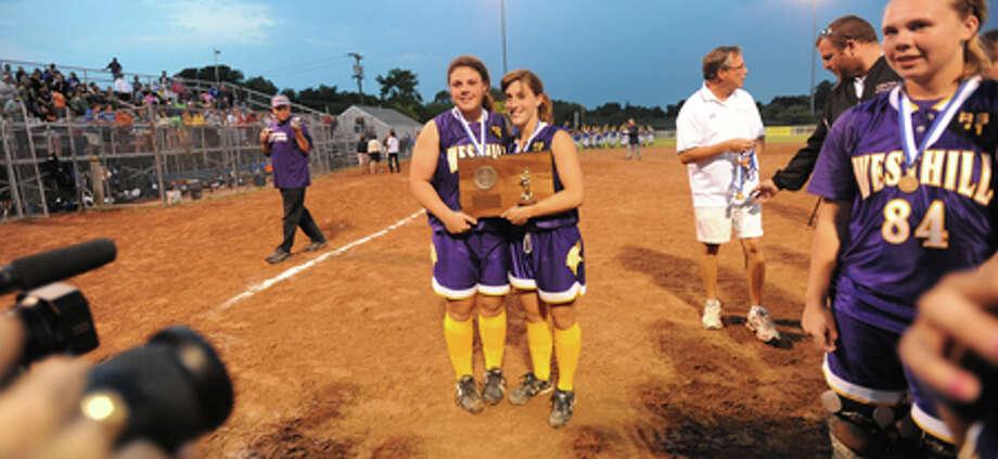 Westhill wins state softball championship