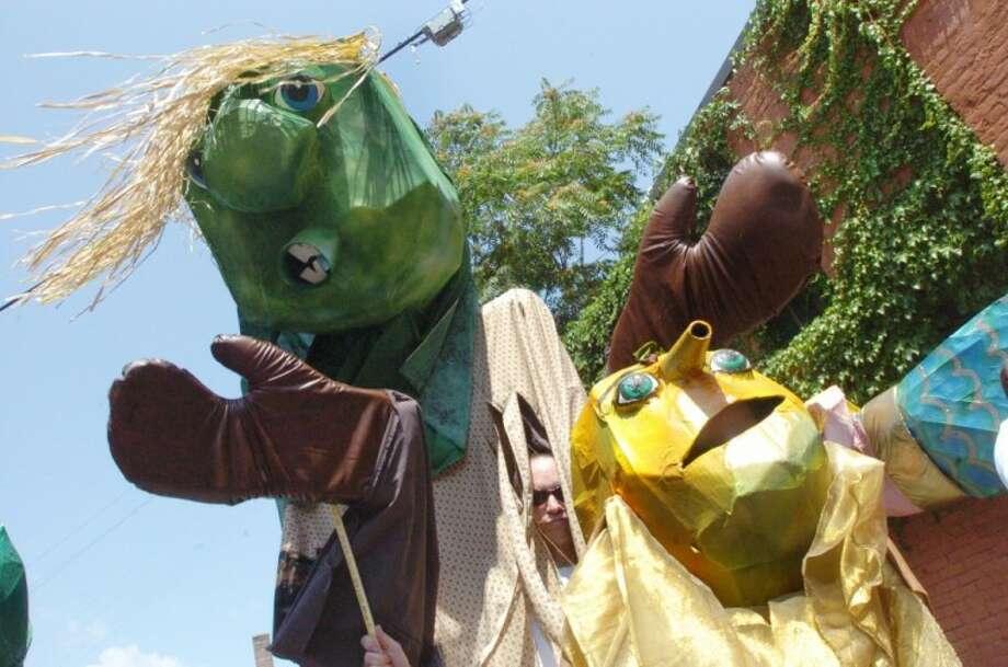 SONO Arts Festival Puppet Parade