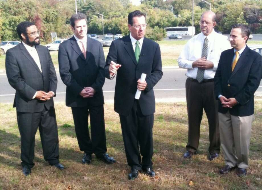 Malloy in Norwalk Sunday to talk transportation