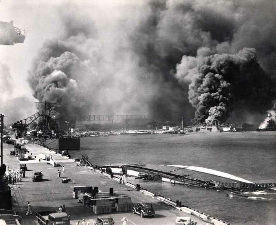 Connecticut men who died during raid on Pearl Harbor