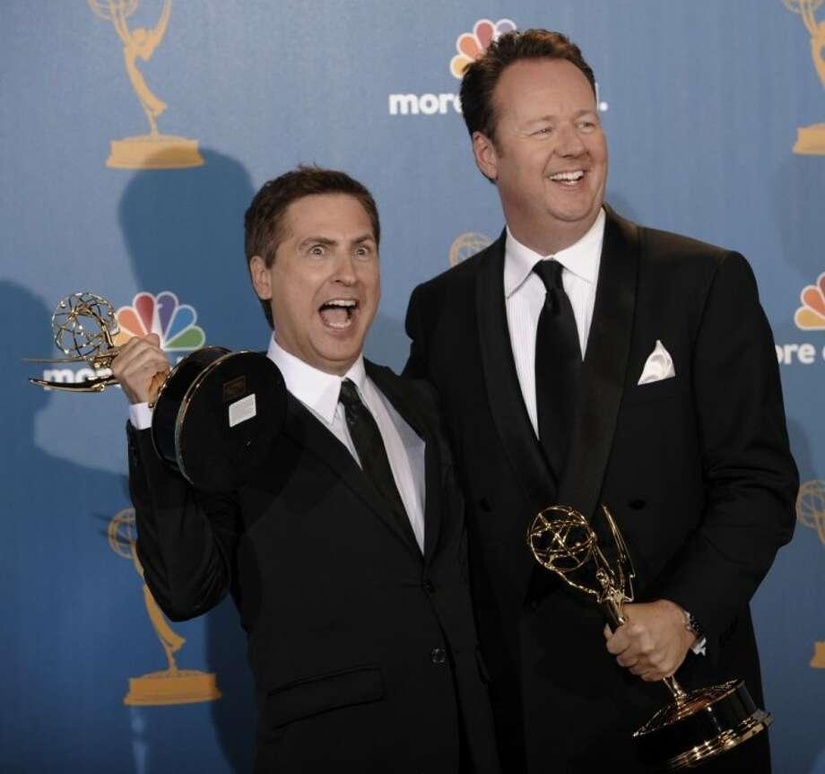 Norwalk native Dave Boone wins Emmy