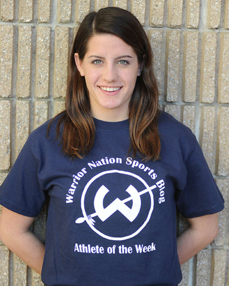 Finally, at long last, your Trackside Teen Center Athlete of the Week