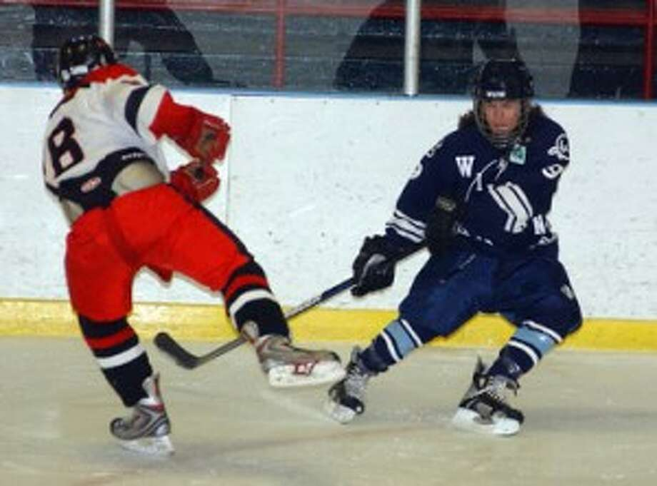 Whatever will be Willbee for boys hockey team
