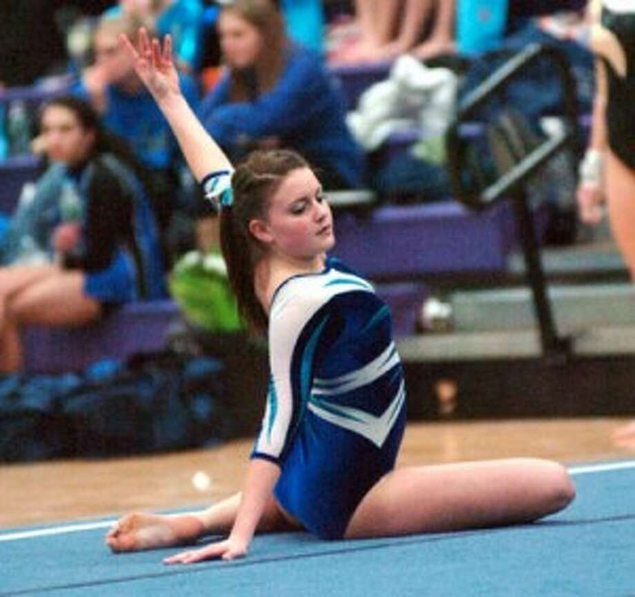 Wilton gymnasts seeded fourth for state meet