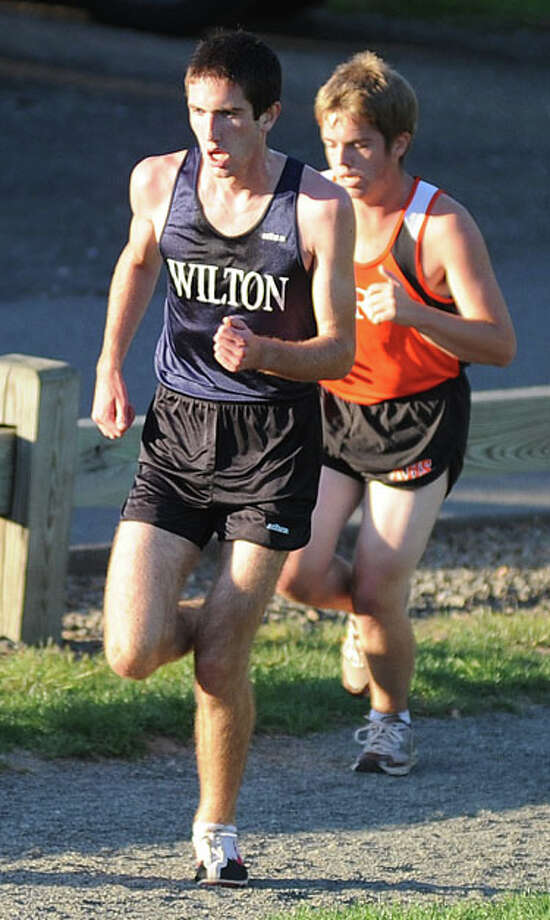 Wilton's Becker deserves an All-FCIAC cross country honor
