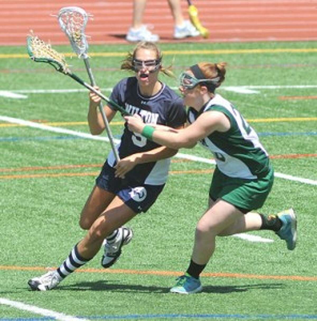 It's time to sing the praises of one of Wilton's unsung lacrosse heroines