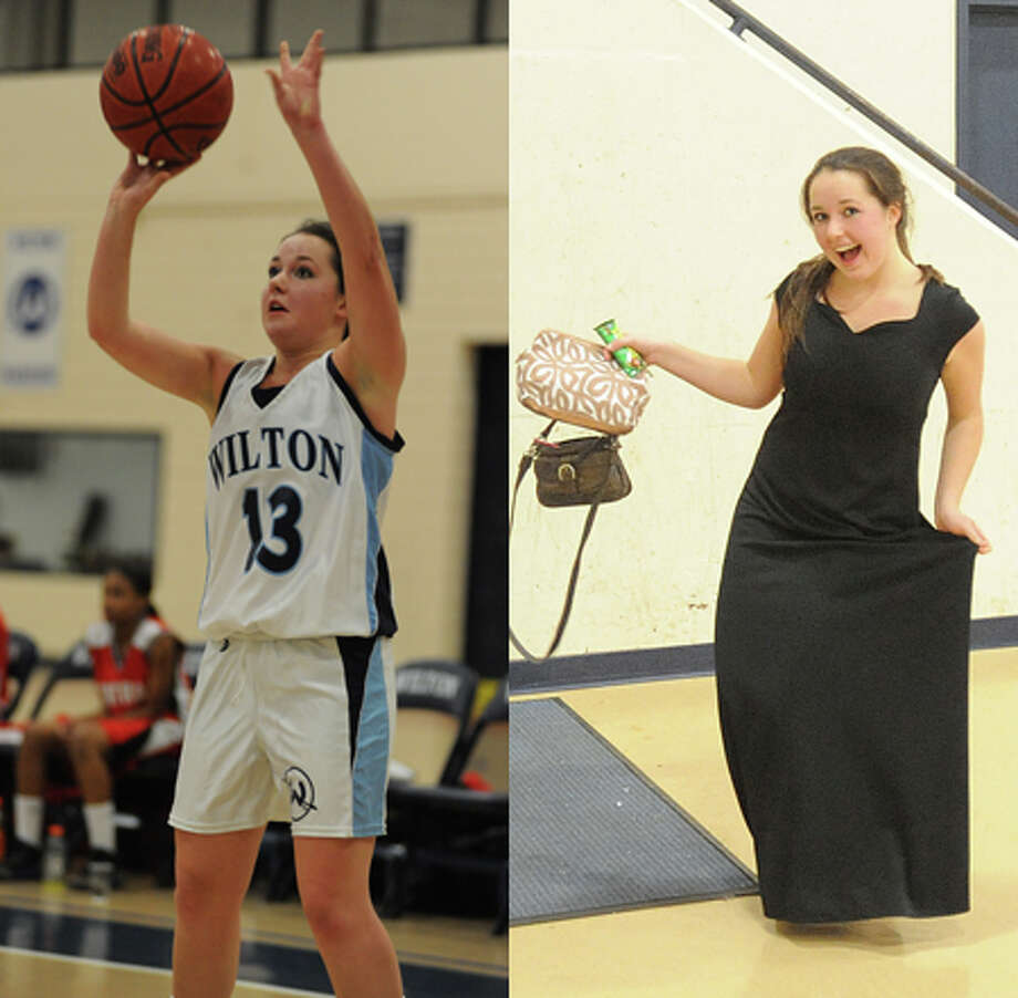 Once again at Wilton High, sports and the arts clash