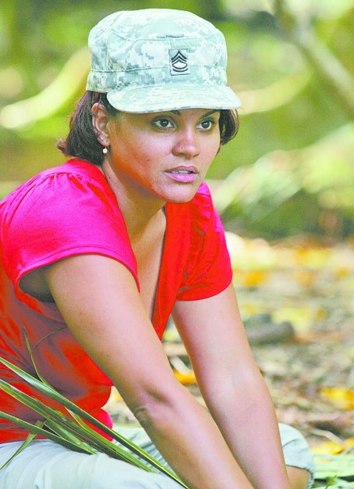 Former castaway Sandra Diaz returns to compete on SURVIVOR: HEROES VS. VILLAINS, when the 20th installment of the Emmy Award-winning series premieres with a special two-hour episode, Thursday, Feb. 11 (8:00-10:00 PM, ET/PT) on the CBS Television Network. Photo: Robert Voets(c)2009 CBS Broadcasting Inc. All Rights Reserved