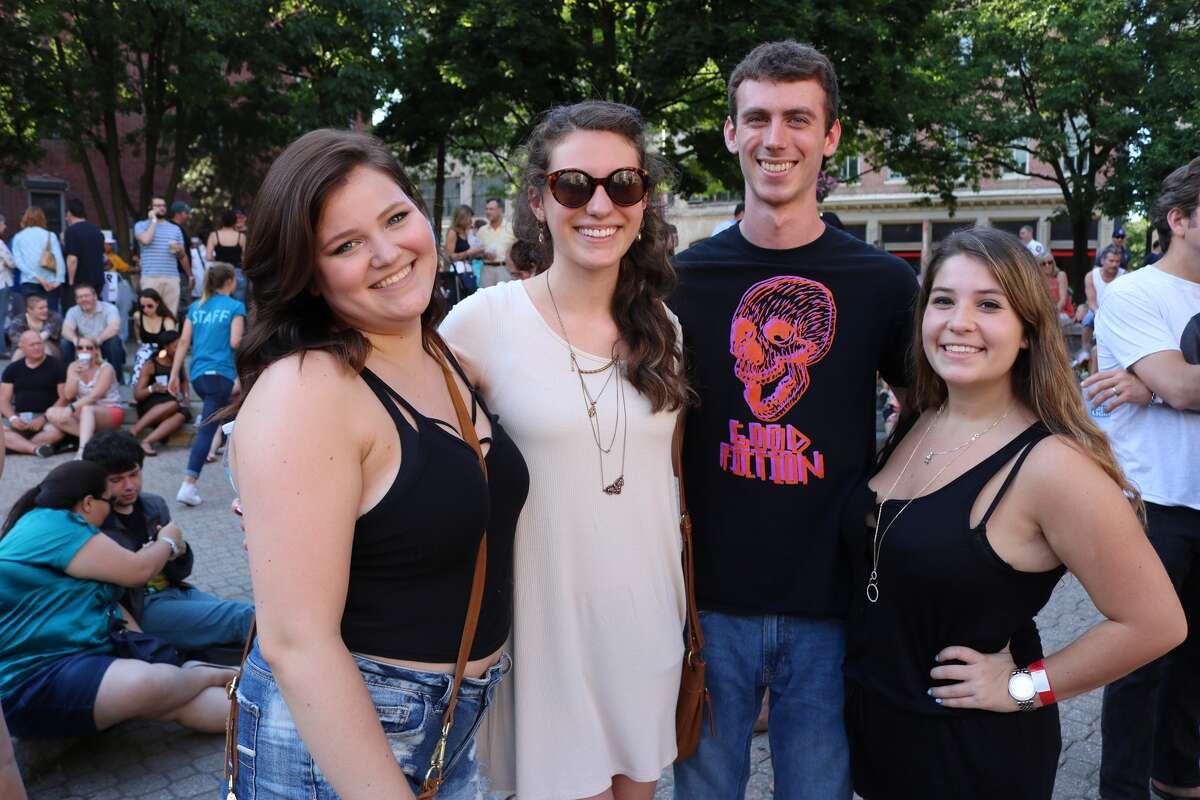 Were you Seen at Alive at Five watching The Joy Formidable with opening act Good Fiction at Tricentennial Park, Broadway and Columbia Street in downtown Albany on Thursday, June 16, 2016?