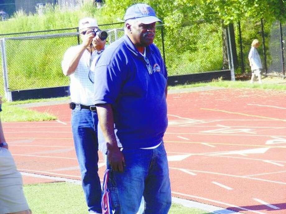 Lane receives Hall of Fame pass
