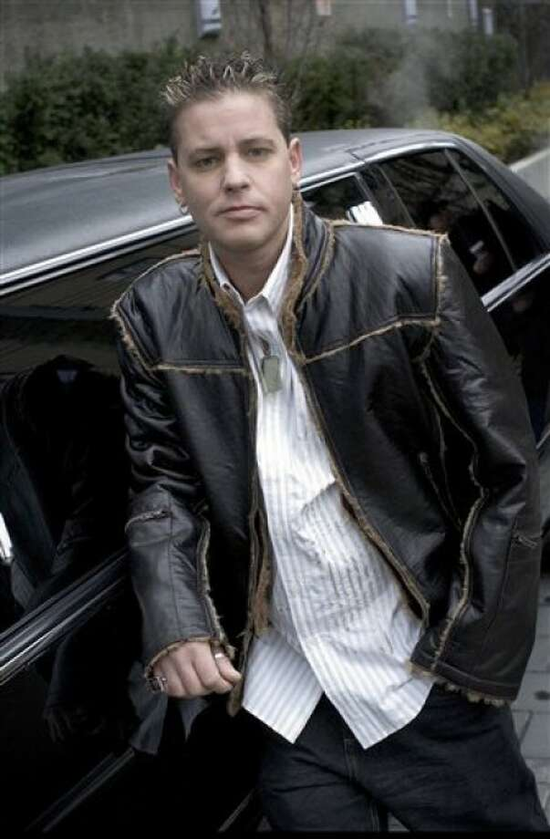 """Actor Corey Haim as he appeared in the A&E reality TV show """"The Two Coreys."""" (AP Photo/Courtesy AETN, L. Pief Weyman)"""
