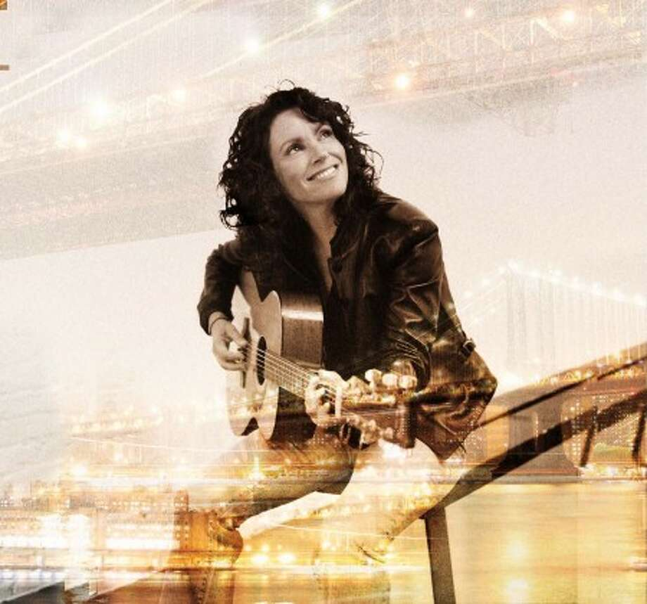 Singer-songwriters Richard Shindell and Lucy Kaplansky (pictured) will perform together at 8 p.m. Friday at Fairfield University