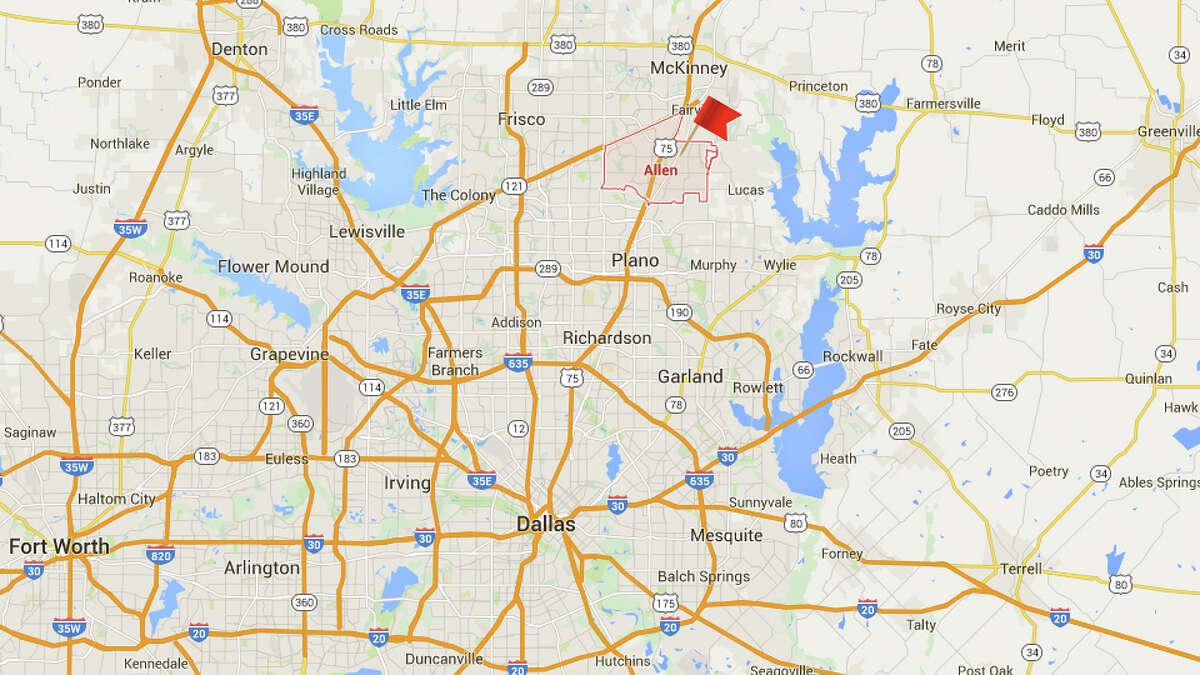 No. 8 - Allen, Texas Budget: $2,244
