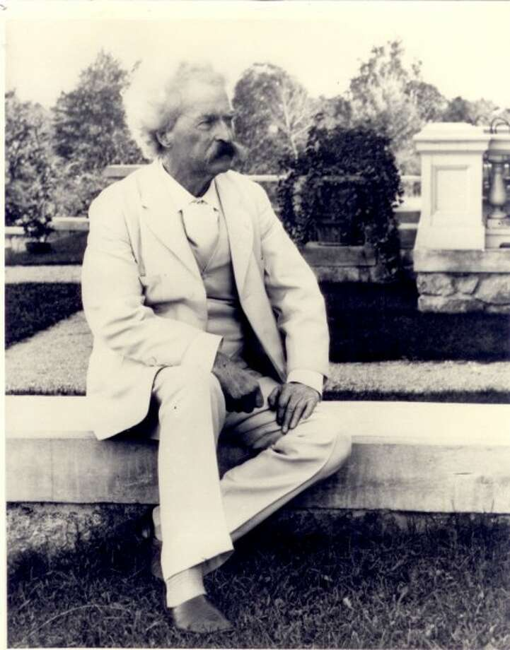 Mark Twain's city life topic of lecture