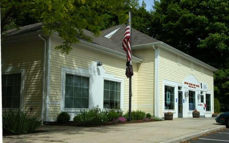 Photo/Alex von Kleydorff. Wilton Post Office.