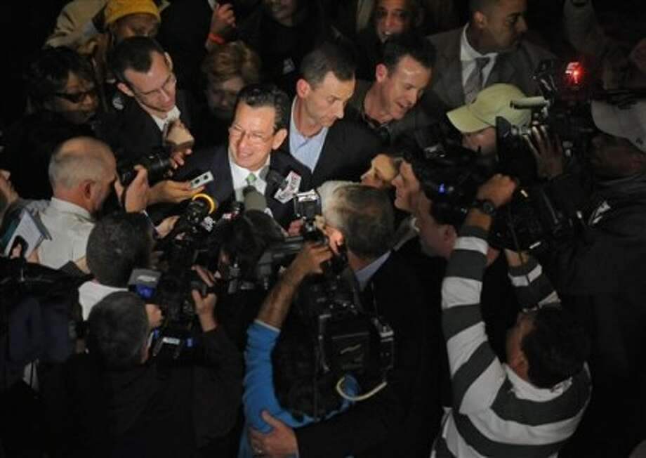 Bysiewicz: Malloy wins governor's race
