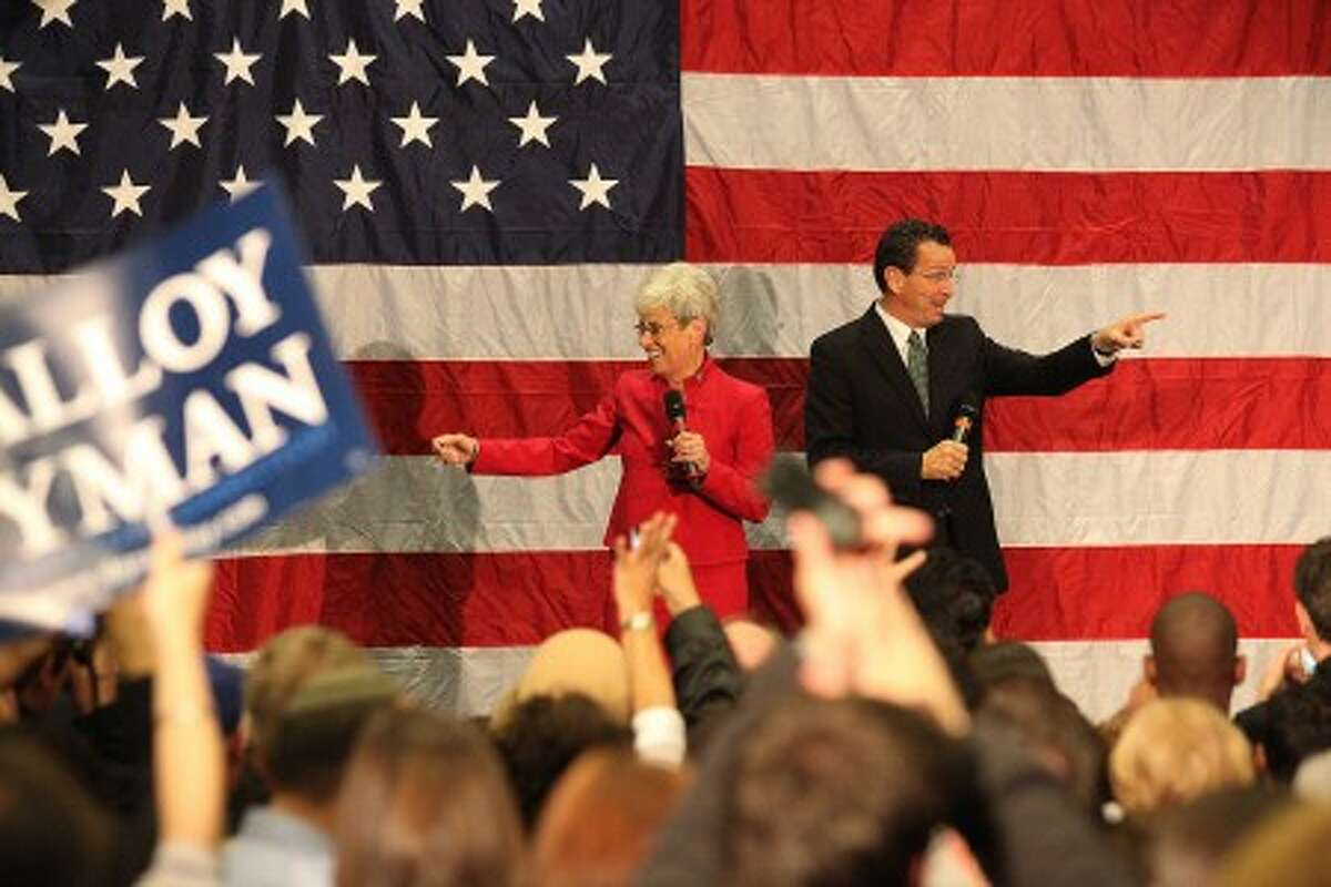 ELECTION 2010: Malloy running on his experience