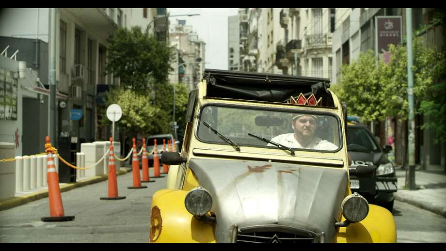 (The Tenth Man):  The San Francisco Jewish Film Festival will open with �The Tenth Man,� the comic story of a successful Jewish businessman, Ariel (Alan Sabbagh), who returns to his homeland of Argentina. Photo: S.F. Jewish Film Festival