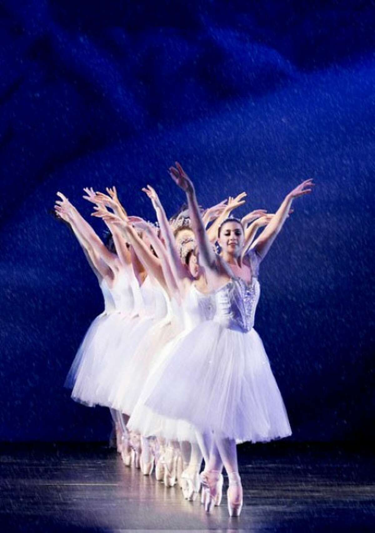"""""""The Nutcracker"""" is among the many holiday offerings at the Westport Country Playhouse."""