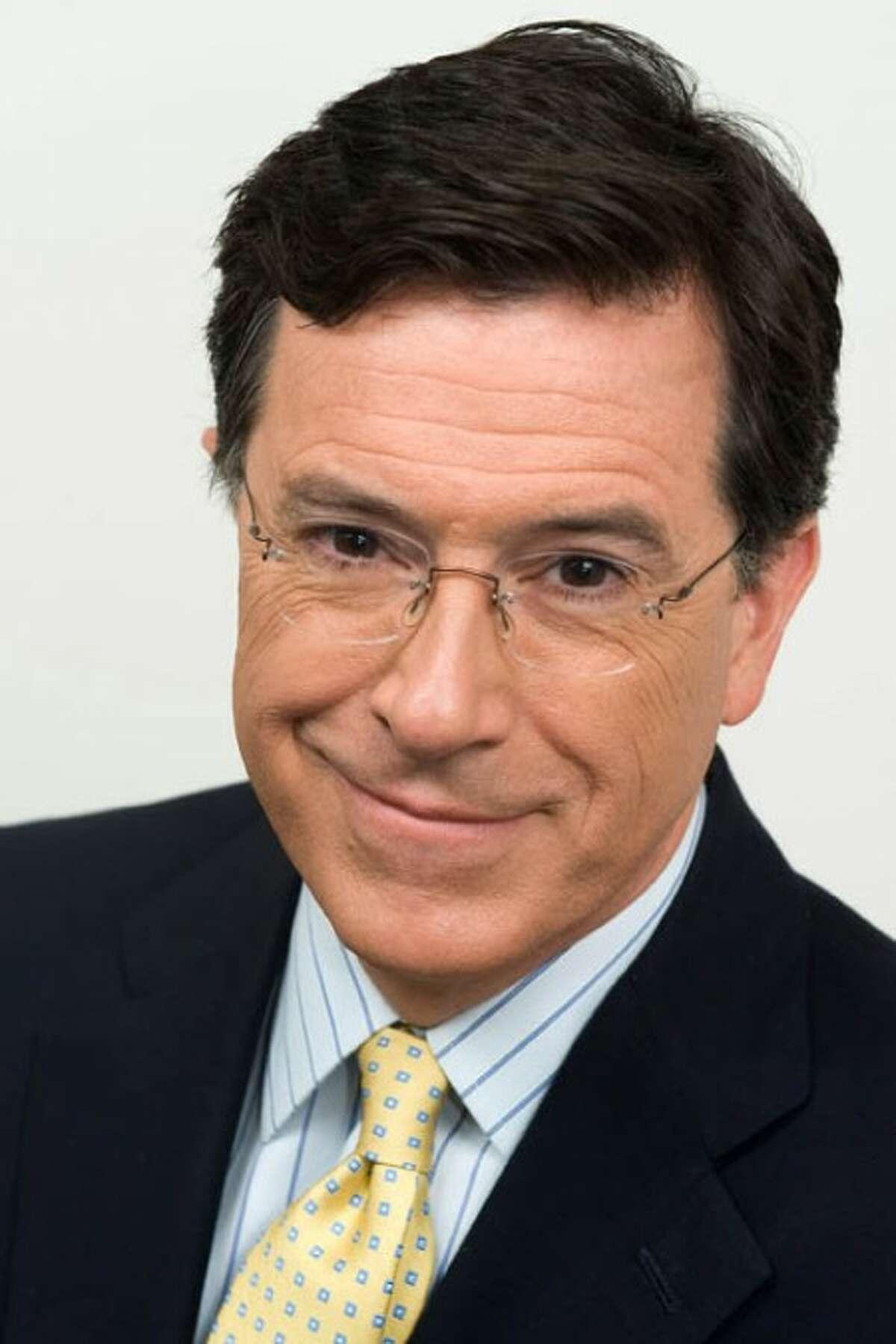 Stephen Colbert is shown in New York. (AP Photo/Charles Sykes, file)