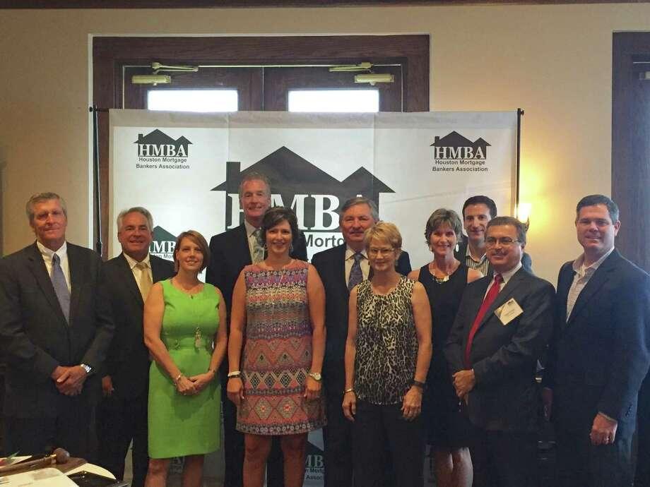 Shown are the 2016-2017 HMBA board members.