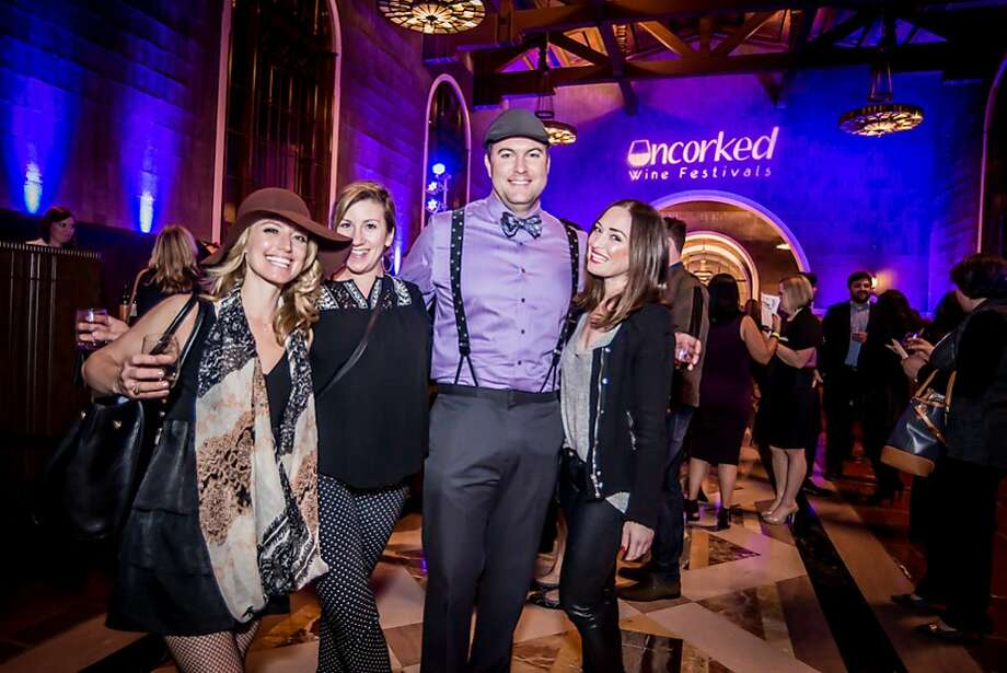 The first Uncorked: San Francisco is set for Saturday, June 25, at City View at Metreon. Photo: Sean Paul Franget, Courtesy Uncorked: L.A.