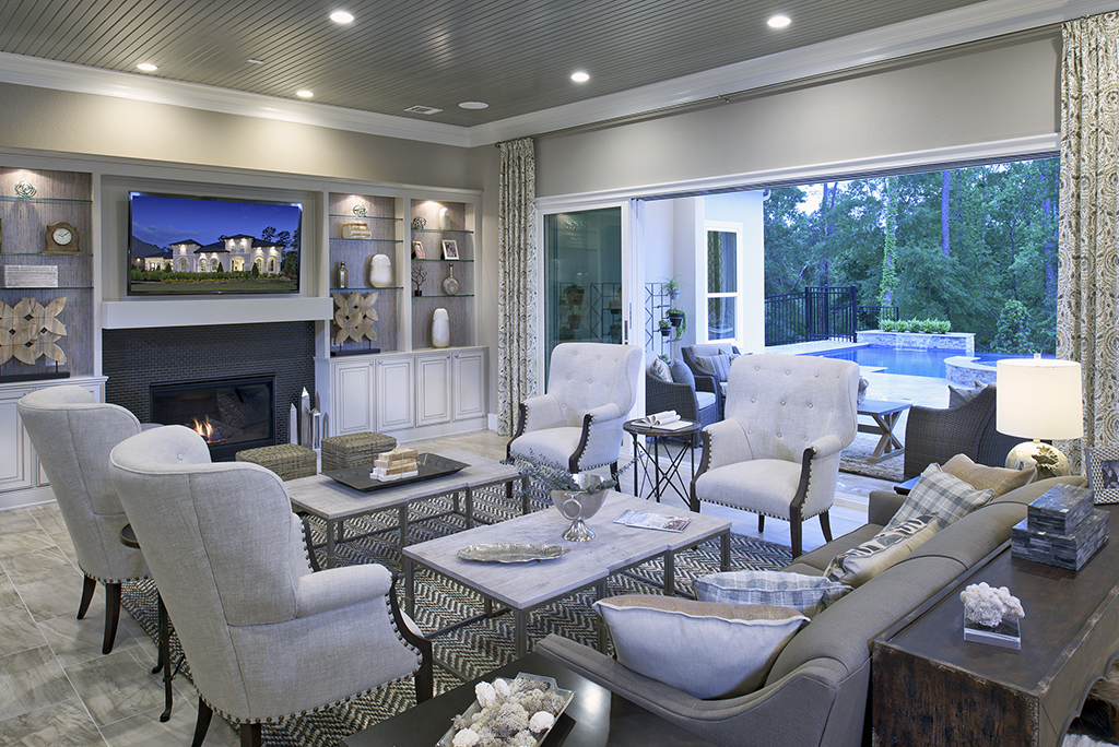 Toll Brothers Unveils West Coast Style Model Homes