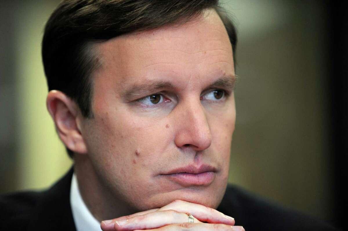 U.S. Sen. Chris Murphy, D. Conn.