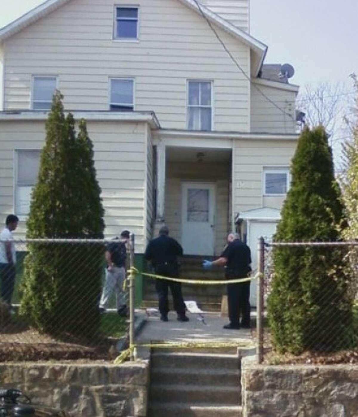 Norwalk police investigate a stabbing on Easter Sunday morning.