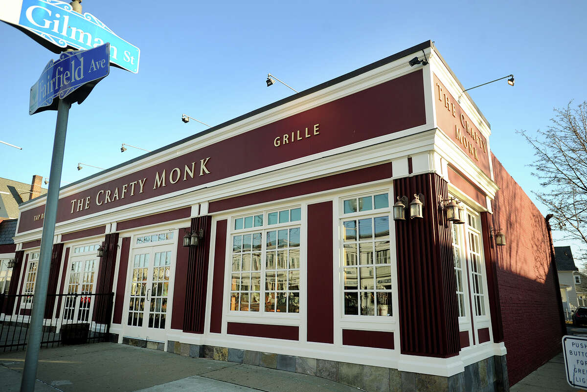 The Crafty Monk at 3001 Fairfield Avenue in the Black Rock section of Bridgeport on Thursday, January 8, 2015. After just over a year in business, the restaurant closed in June 2016. Read more