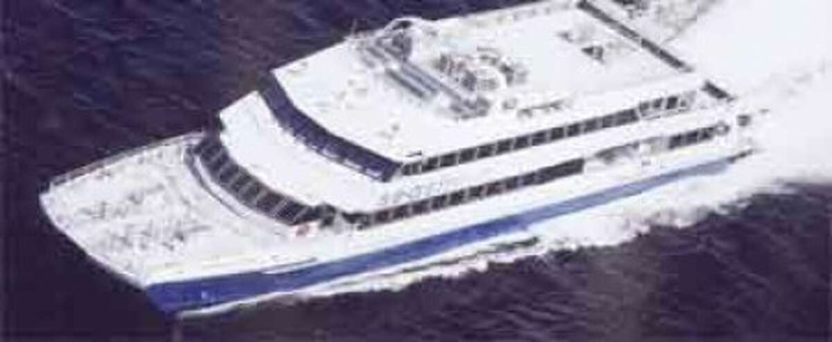 Contributed photo Sea Streak New York High Speed Ferry