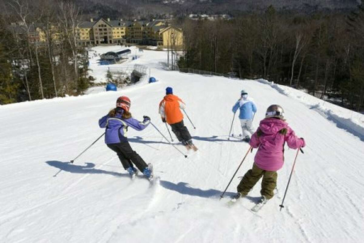 Winter Adventures at Okemo, Vermont