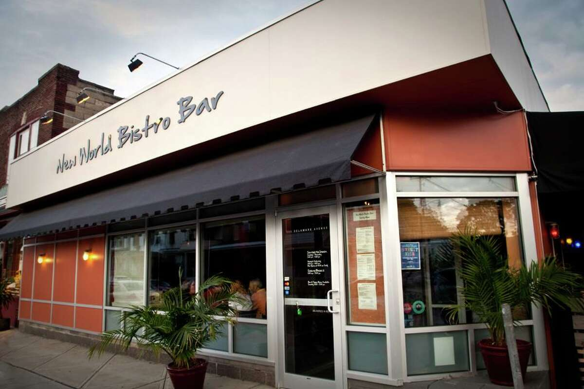The New World Bistro Bar, Albany