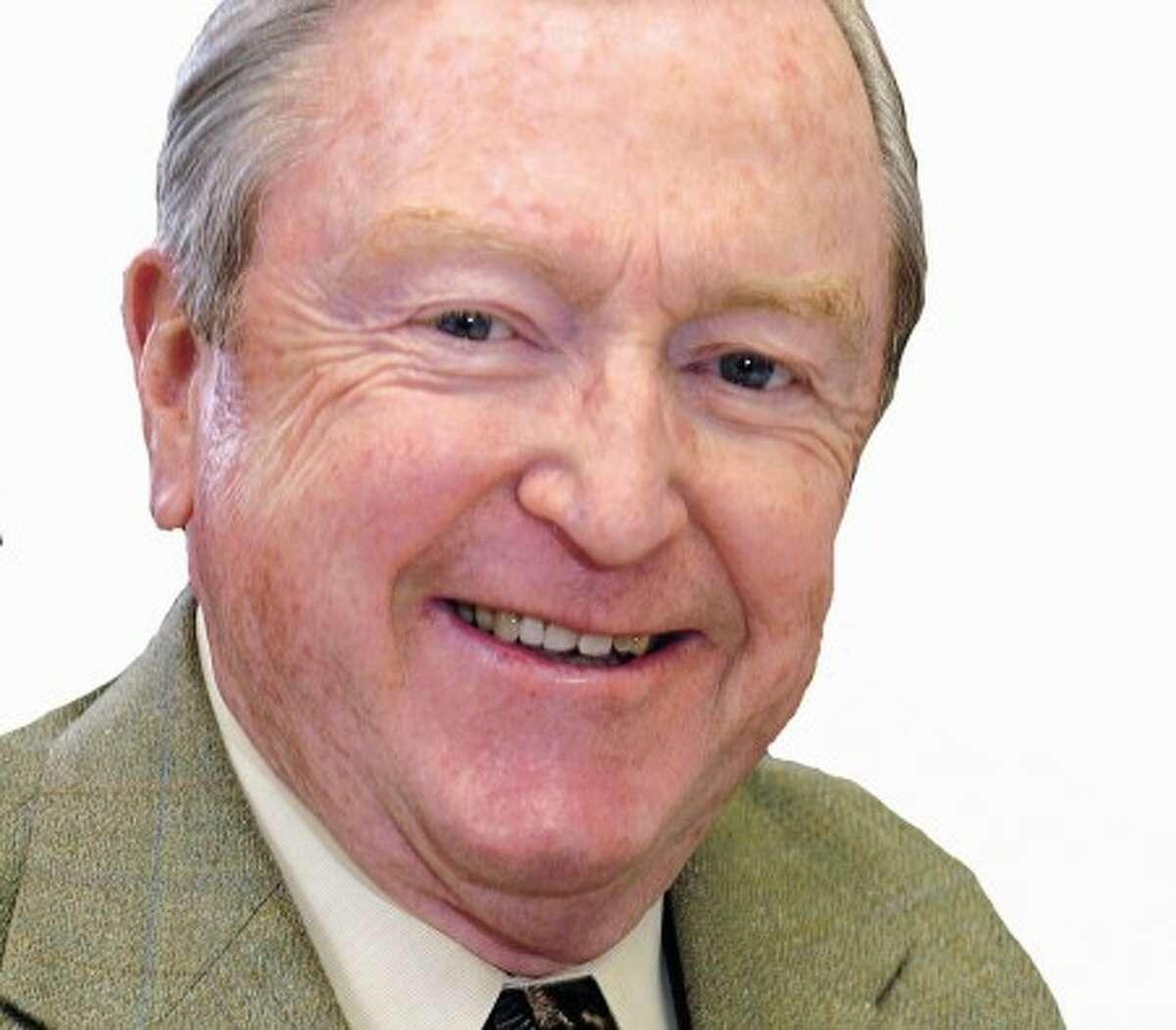 First Selectman Bill Brennan