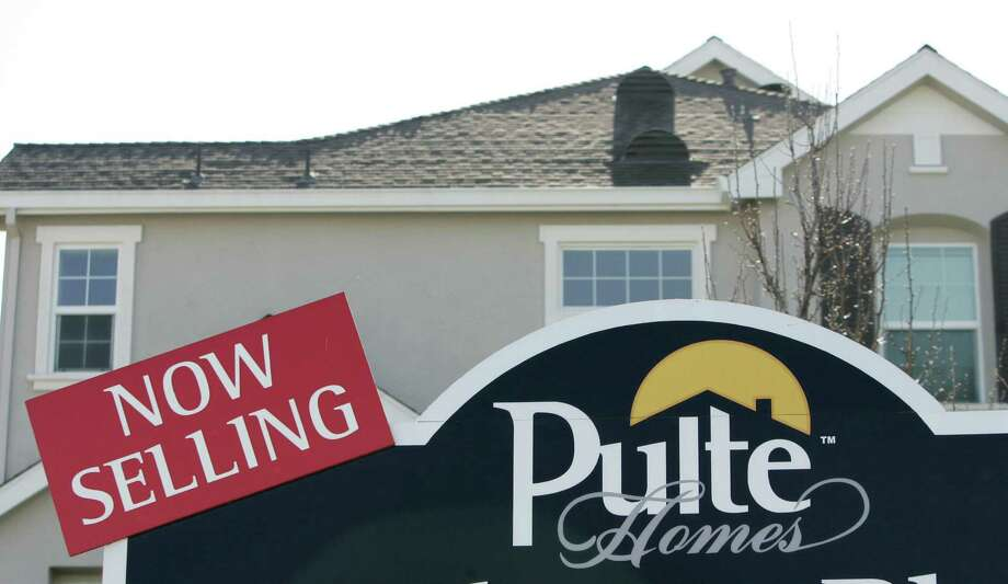 Pulte has purchased land for a development of 97 homes in the Copperfield area. The national home builder is also active in California, as pictured. (AP Photo/Paul Sakuma) Photo: Paul Sakuma, STF / AP