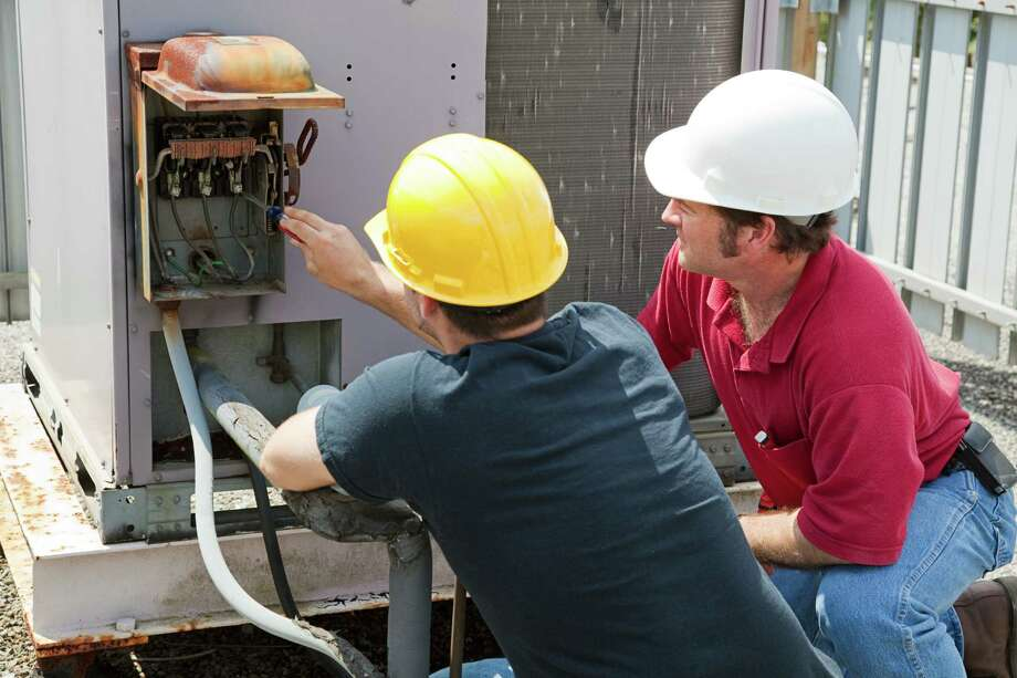HVAC jobs show hot hiring - Houston Chronicle