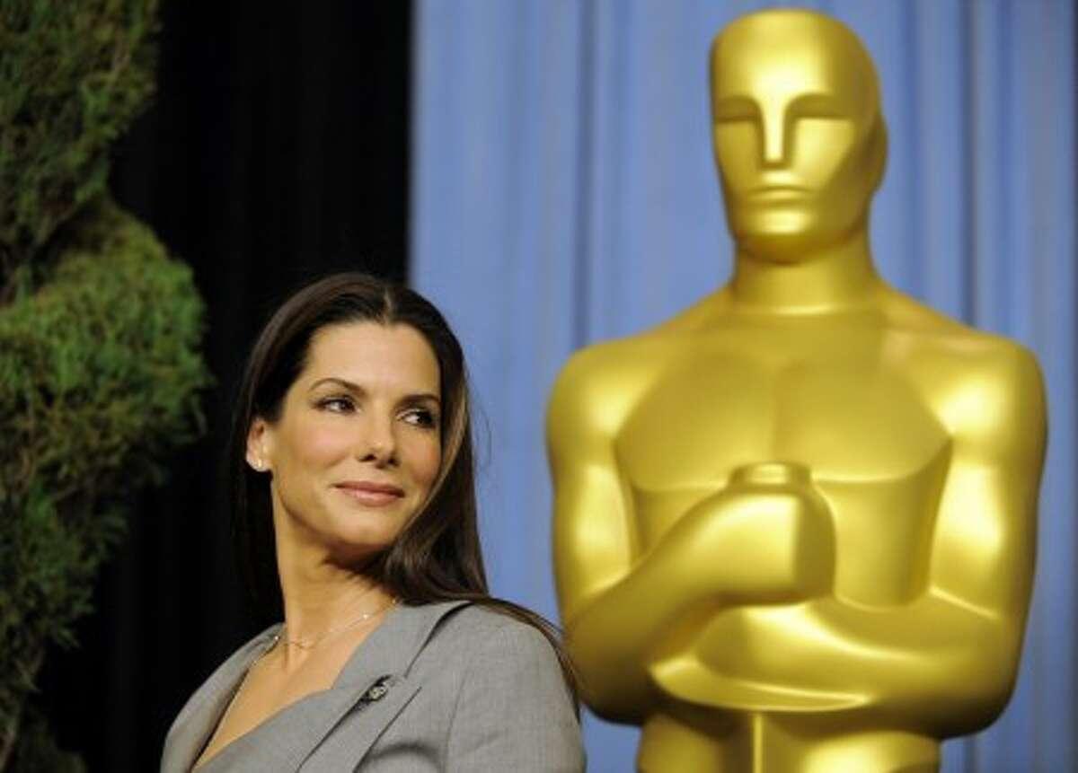 Oscar nominees share lunch, light and sober talk