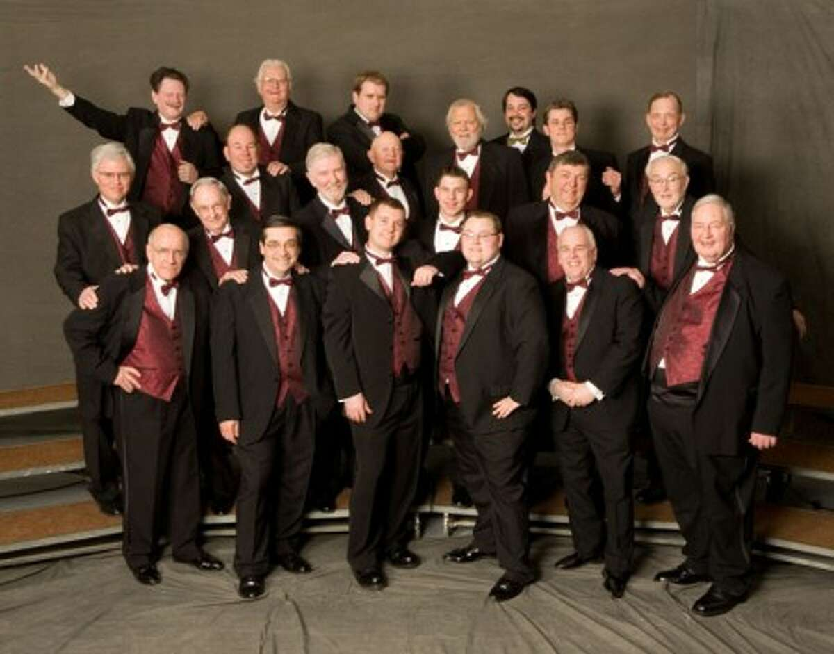 The Coastal Chordsmen will perform Saturday, May 1 at 7:30 p.m. at the Tomlinson Middle School located at 200 Unquowa Road in Fairfield. (photo by Chris Casaburi)