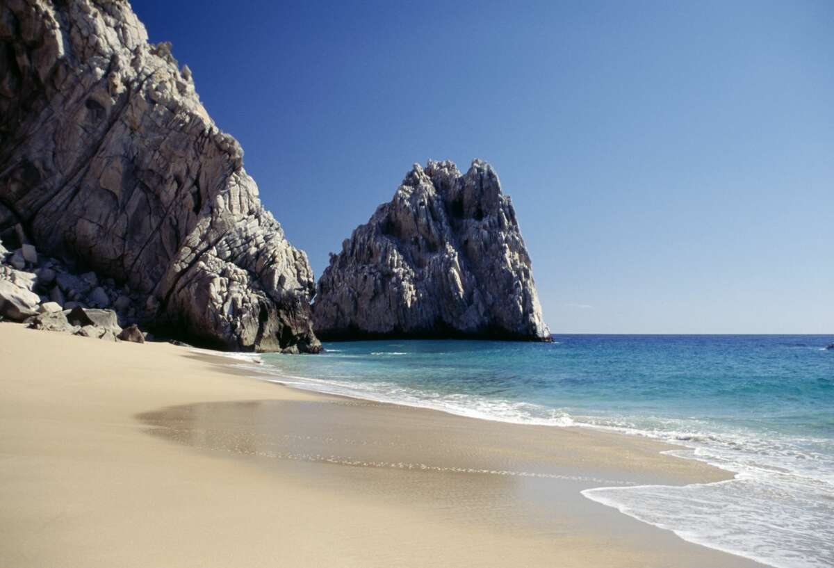 9. Cabo San Lucas : It's lauded for its lively party scene, fresh seafood and high-end resorts. A must-see while you're there isLand's End (El Arco), a stunning rock formation that forms an arch.