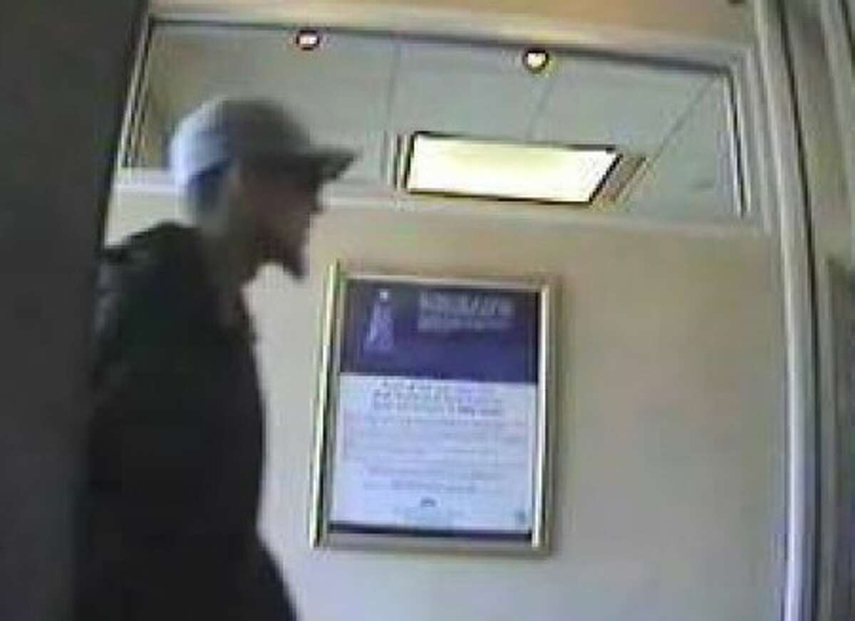 Norwalk Police are searching for two men who robbed a Fairfield County Savings Bank branch near the Norwalk-Westport town line late Tuesday afternoon.
