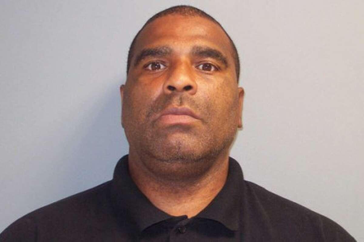 Norwalk police nab bank robber after dye pack explodes in cab