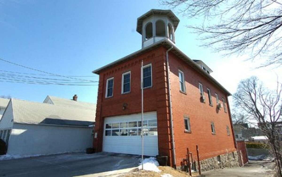 Photo/Alex von Kleydorff. Fire House Property at 56 Van Zant street.