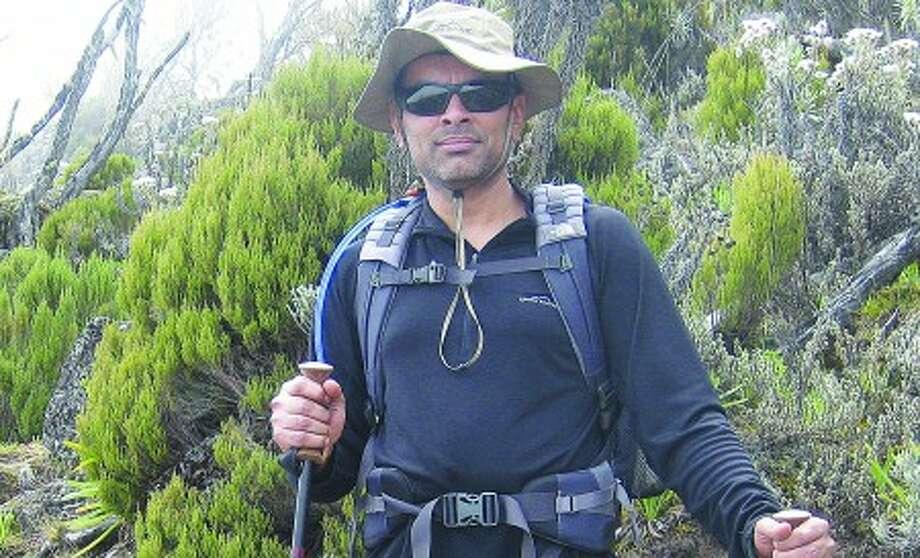 Wiltonian ascends Mount Kilimanjaro