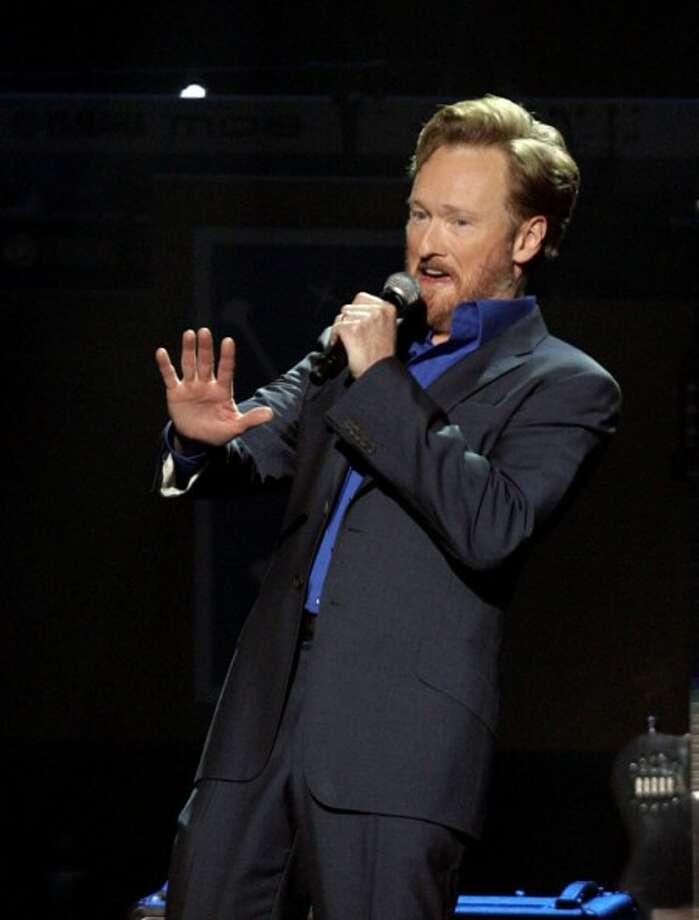 Conan O''Brien is expected to return to television in November on cable station TBS.(AP Photo/Don Ryan)