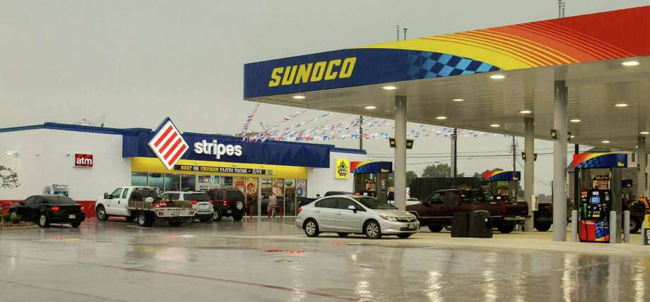 The Sunoco/Stripes at Gessner Drive and Philippine Street.  (For the Chronicle/Gary Fountain, May 19, 2016) Photo: Gary Fountain, For The Chronicle / Freelance