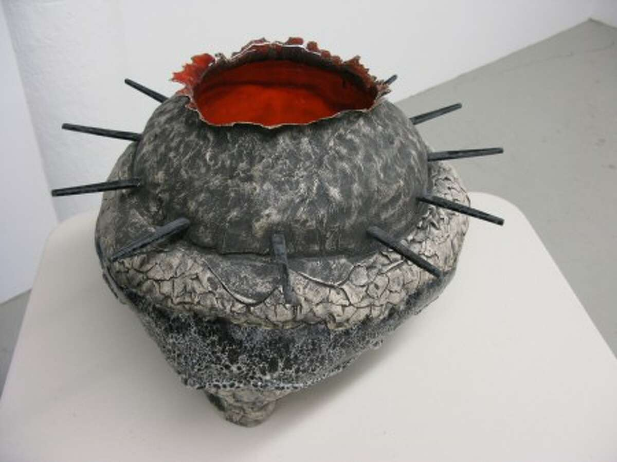 Works by new Loft Artists Association members Joe Godden of Weston are currently on display. (contributed photos)